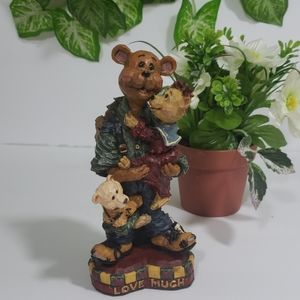 Carvers choice limited edition 1999 love much bear